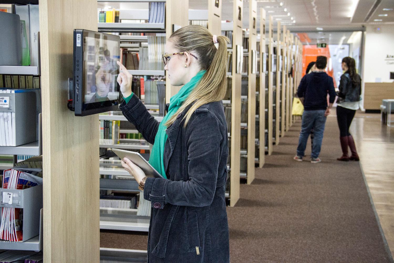 biblioteca univates