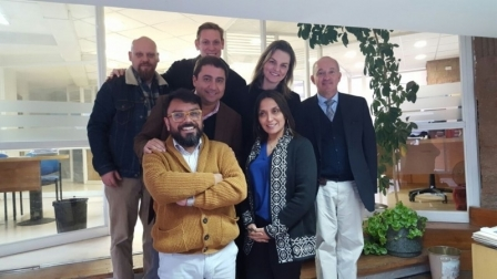 Univates and UPacifico, from Chile, celebrate 15 years of partnership