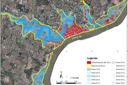 Research on floods in Lajeado is awarded in Fiema