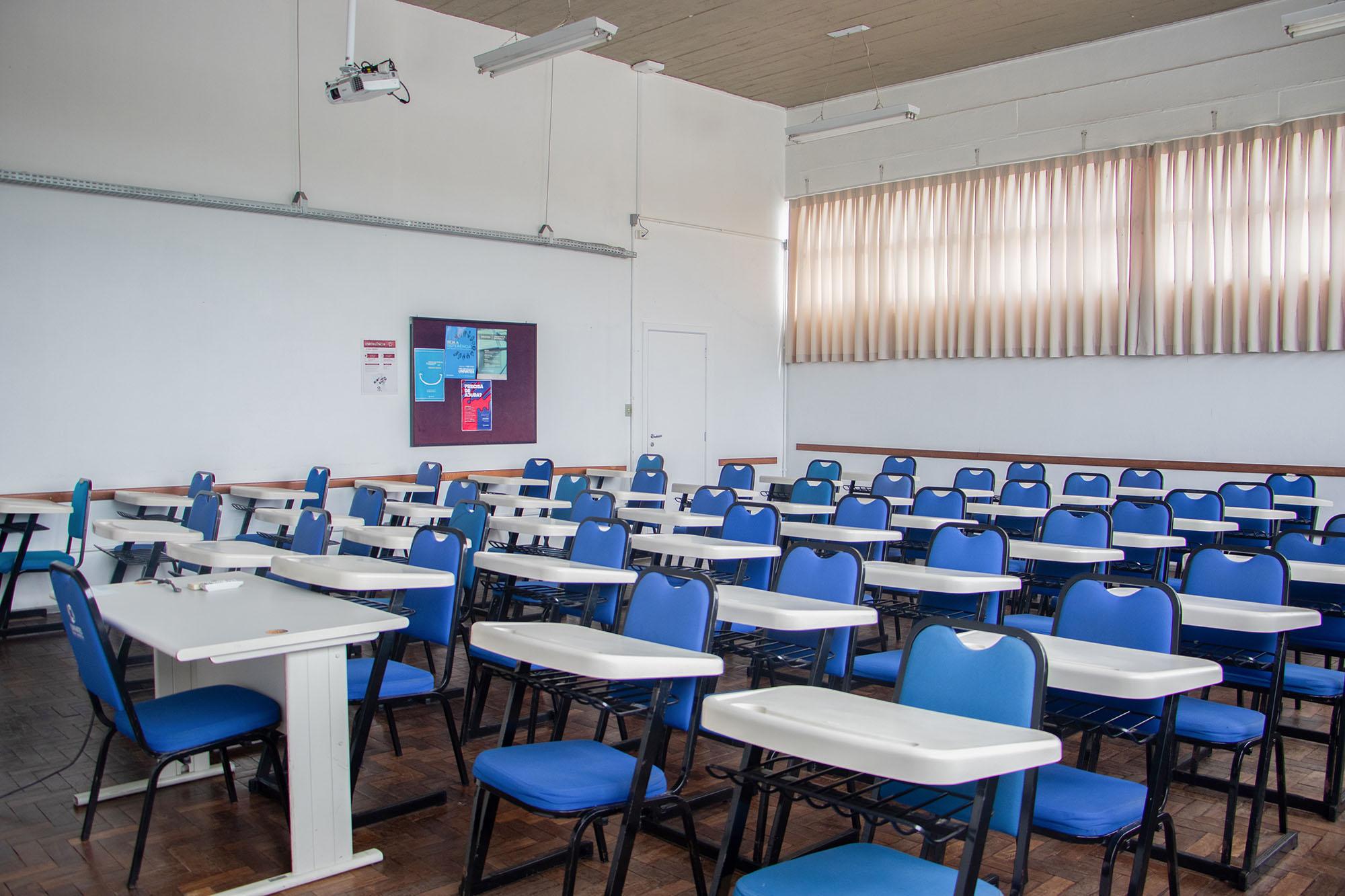 Eventos - Salas de aula