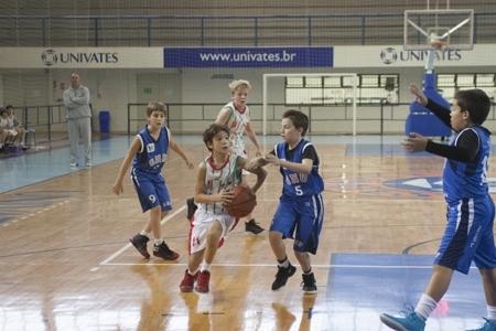 Atletas do Univates/Ceat/Bira ficam entre os cestinhas do campeonato estadual