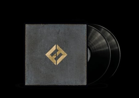Foo Fighters lança novo álbum: Concrete and Gold