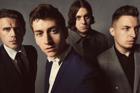 Arctic Monkeys não disponibilizará single antes do lançamento do disco