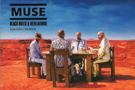 Lado B Classe A - Muse (Black Holes and Revelations)